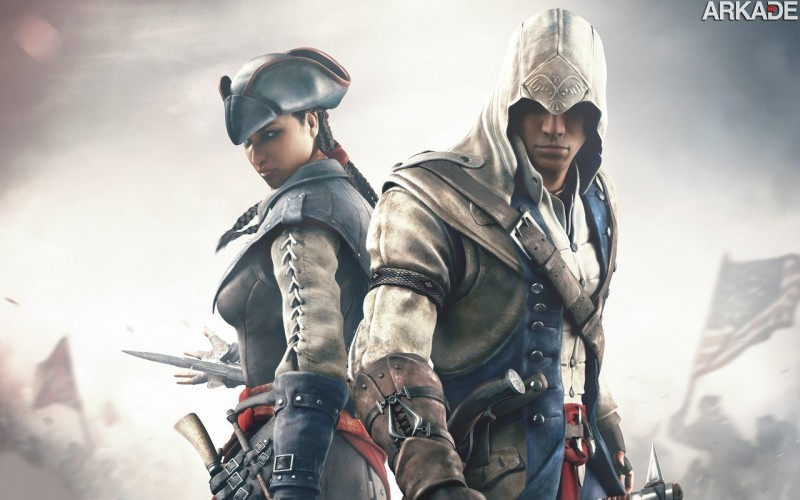 Assassin's Creed: trailers dos dois novos games da série