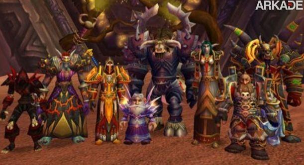 O Gamer Pensador - Uma comparação entre Guild Wars e World of Warcraft