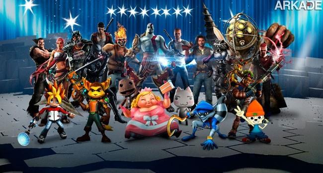 Novo trailer de Playstation All-Stars Battle Royale revela o grande vilão do game