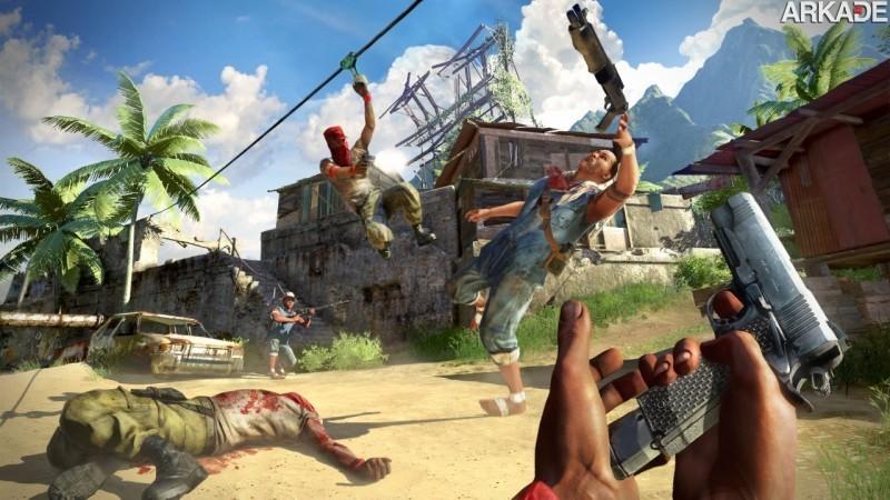 Far Cry 3 Multiplayer O