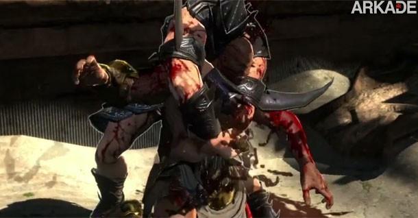 Testamos o beta multiplayer de God of War: Ascension, confira nossas impressões!