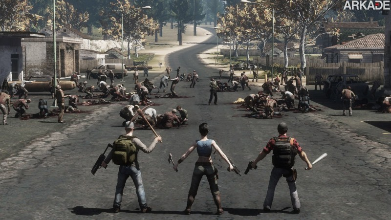 Tribuna Arkade: jogadores acusam o MMO The War Z de propaganda enganosa no Steam!