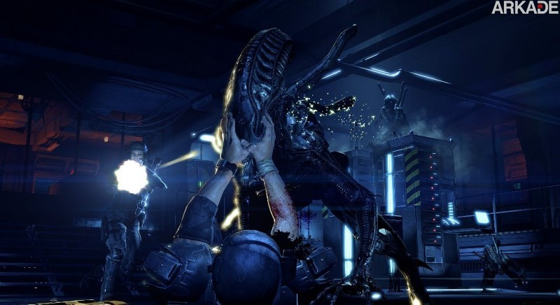 Aliens Colonial Marines: muita matança e nostalgia em novo trailer do game