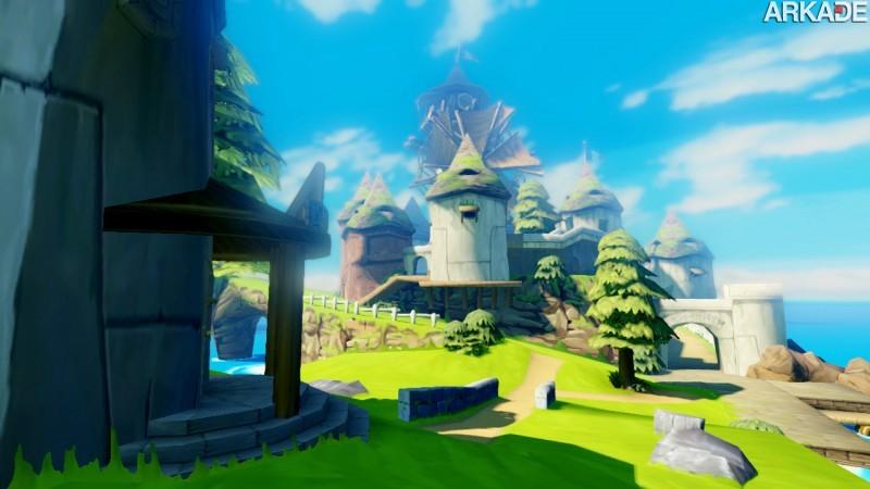 Nintendo apresenta novidades e muitos jogos para o Wii U!