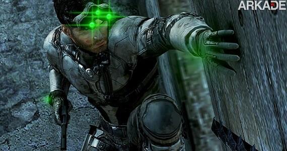 Novo trailer de Splinter Cell: Blacklist entrega a data de lançamento do game