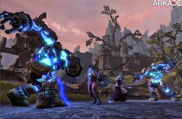 The Elder Scrolls Online ganha belo trailer e abre inscrições para fase beta