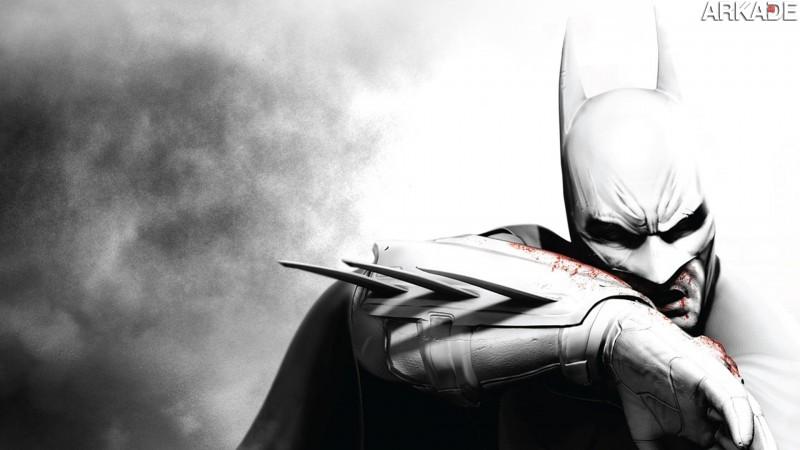 Warner registra 15 domínios de internet para o Batman: vem aí um novo game... ou um novo filme?