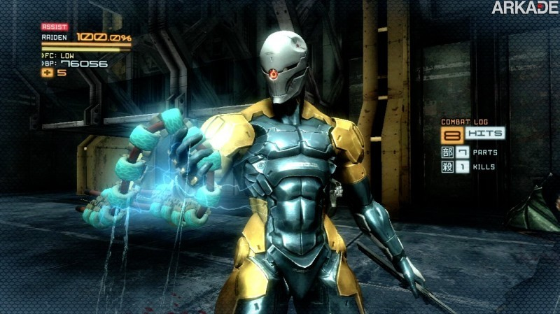 Metal Gear Rising Revengeance: Kojima queria Gray Fox como protagonista