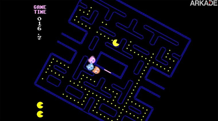 Not Pac-Man: um jogo igual ao Pac-Man que você conhece... só que não