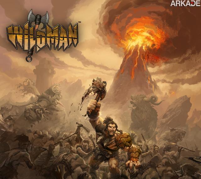 Wildman: projeto falha no Kickstarter e futuro da Gas Powered Games é incerto