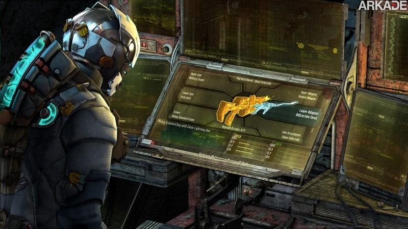Análise Arkade: o terror está de volta com Dead Space 3 (PC, PS3, X360)