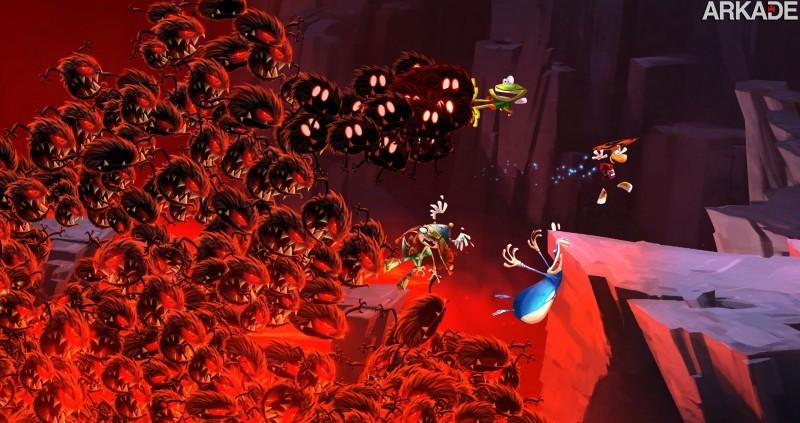Rayman Legends: para alegria de uns e tristeza de outros, game não é mais exclusivo do Wii U