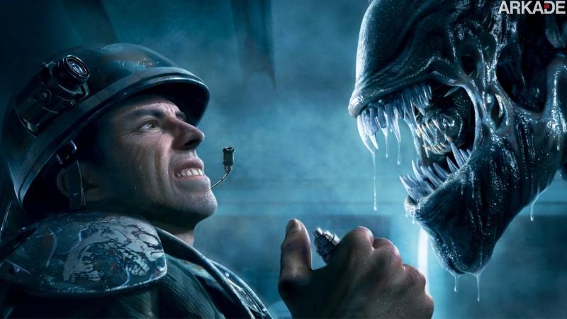 Aliens: Colonial Marines é o principal lançamento da semana