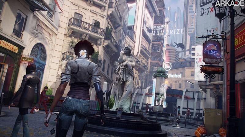 Remember Me: confira dois novos vídeos que mostram 10 minutos de gameplay