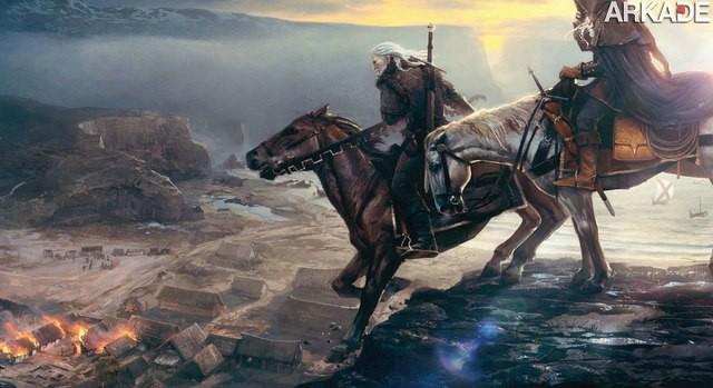 The Witcher 3 Wild Hunt: RPG next-gen será lançado em 2014 cheio de novidades