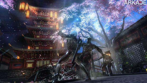 Análise Arkade: fatiando tudo com Metal Gear Rising: Revengeance (PS3, X360)