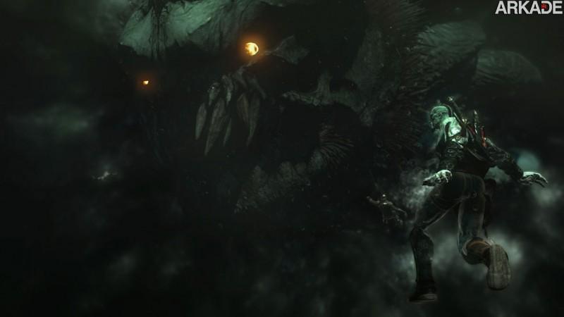Análise Arkade - God of War: Ascension (PS3) pancadaria mitológica de qualidade