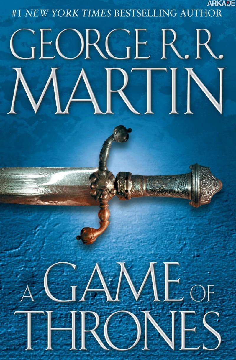 Heróis do Mundo Nerd - George R.R. Martin, o homem que criou A Guerra dos Tronos