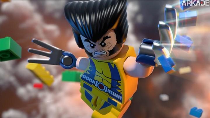 Lego Marvel Super Heroes: heróis se reúnem em novo trailer em computação gráfica