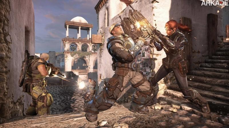 Análise Arkade - a frenética guerra de Gears of War: Judgment (X360)