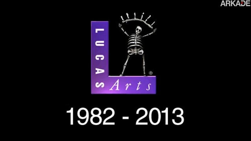 Tenso: Disney fecha o estúdio de games LucasArts