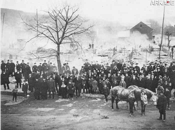 Columbia County Centralia Fire 19081 Conheça a história de Centralia, a Silent Hill do mundo real