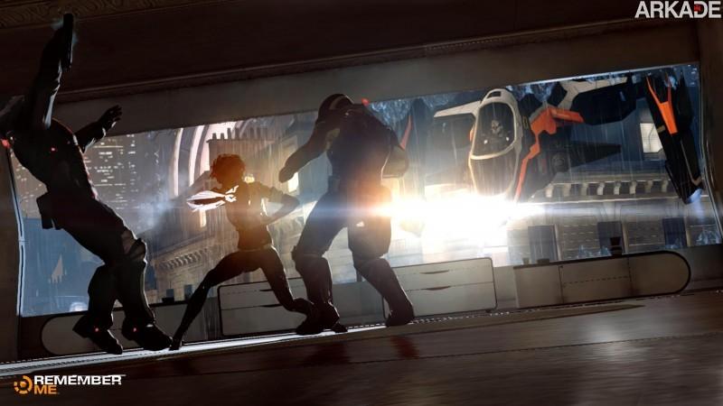 Remember Me: aprenda a hackear memórias com o novo vídeo de gameplay