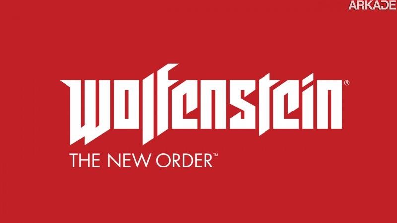 Wolfenstein The New Order: Bethesda anuncia reboot do primeiro shooter da história. Veja o trailer!