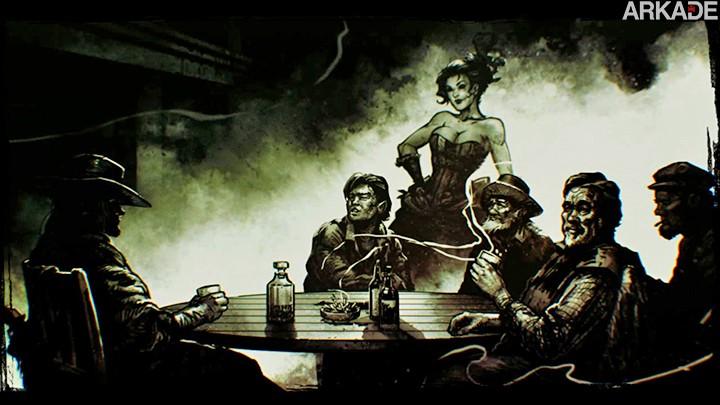 Análise Arkade - O faroeste estiloso de Call of Juarez: Gunslinger (PC, Playstation 3, XBOX 360)