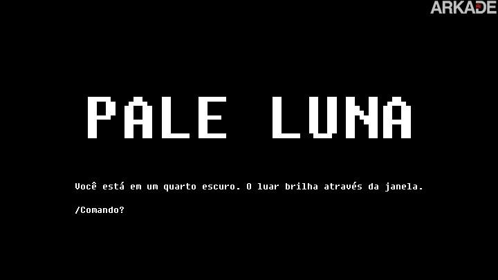 Terror nostálgico: conheça Pale Luna, o adventure dos anos 80 mais sombrio que já existiu!