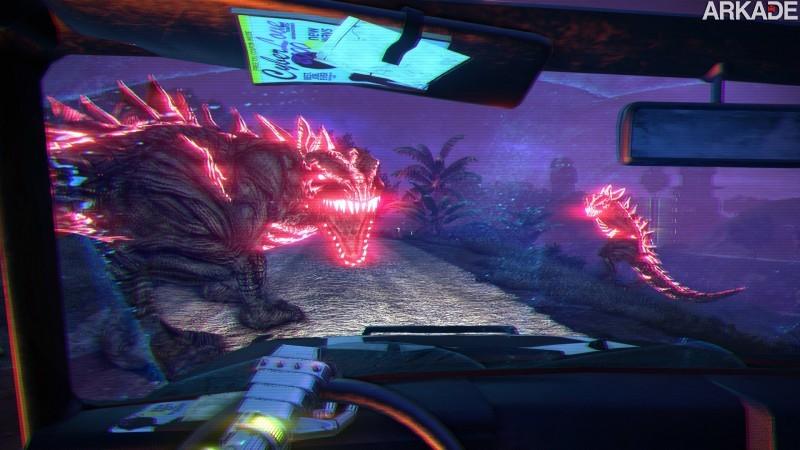 Análise Arkade - Far Cry 3: Blood Dragon (PC, PS3, X360): psicodelia retrô bem-humorada