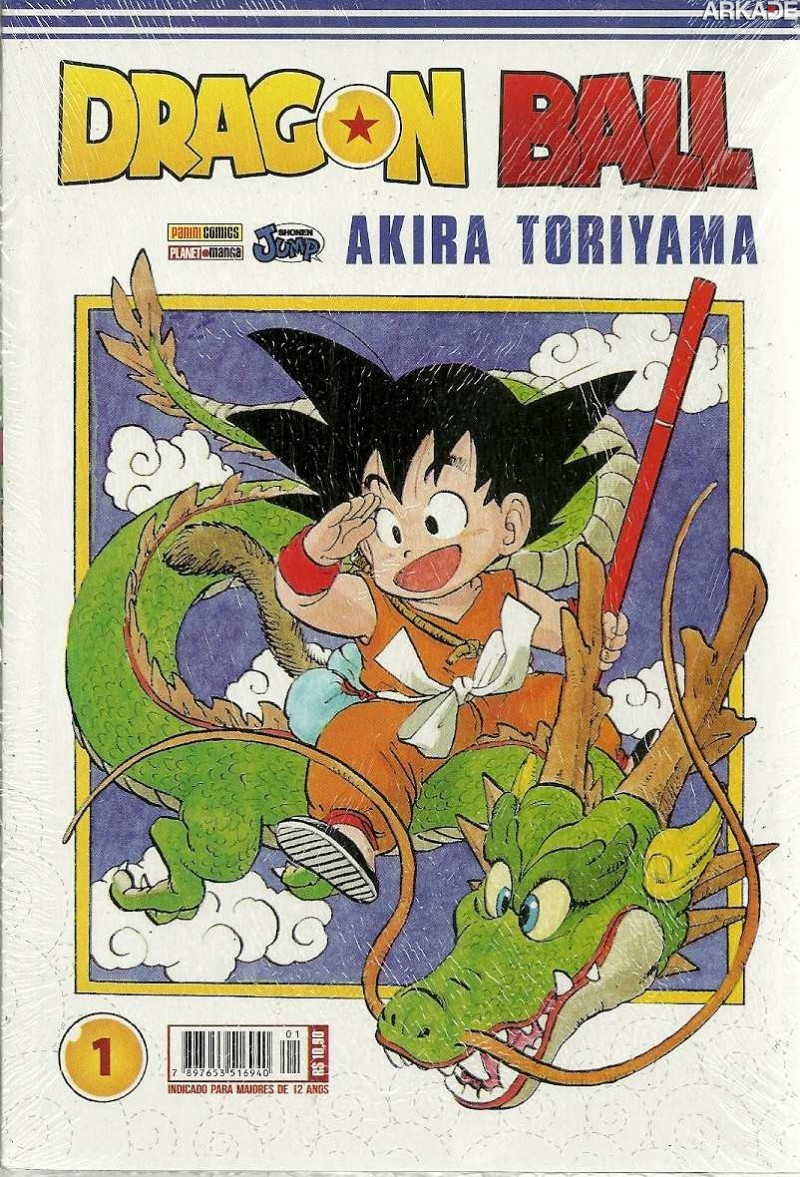 Heróis do Mundo Nerd Especial Dream Team – Akira Toriyama
