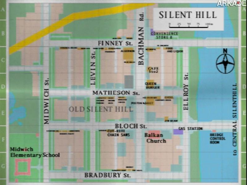 old silent hill1 Conheça a história de Centralia, a Silent Hill do mundo real