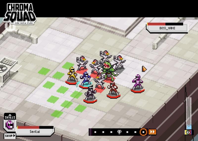 Chroma Squad: criativo game indie te permitirá criar seus próprios Power Rangers!