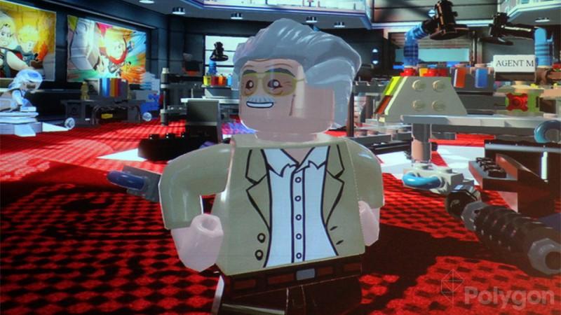 Confira o novo trailer de LEGO Marvel Super Heroes direto da Comic Con