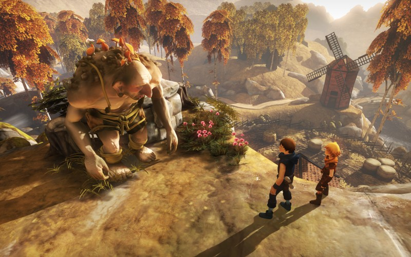 Análise Arkade: Brothers: A Tale of Two Sons. Dois irmãos, uma jornada (X360, PC, PS3)