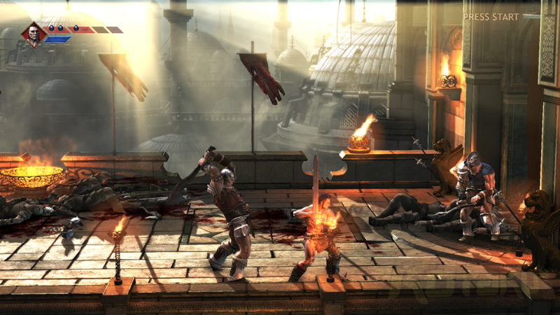 Sega Reborn: confira o gameplay de um remake (engavetado) do clássico Golden Axe