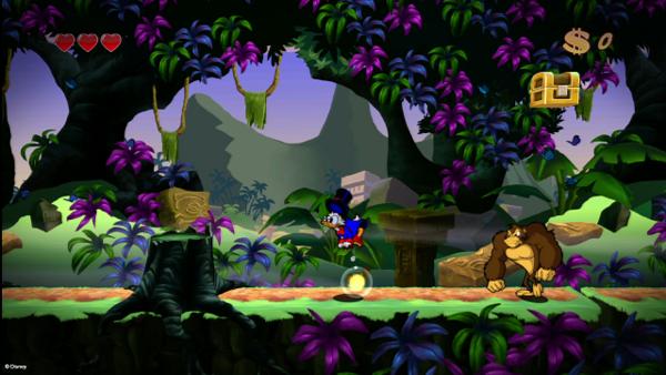 Análise Arkade: a divertida nostalgia de DuckTales Remastered (PC, PS3, X360, Wii U)
