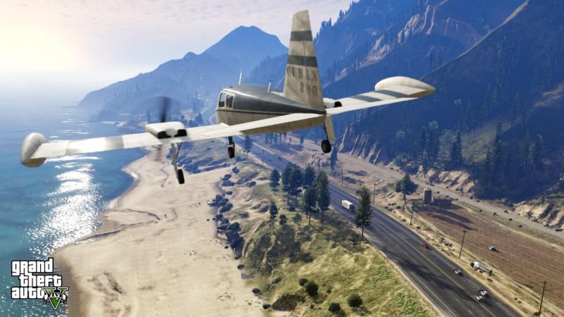 [UPDATE] GTA V: primeiros vídeos de gameplay caem na internet