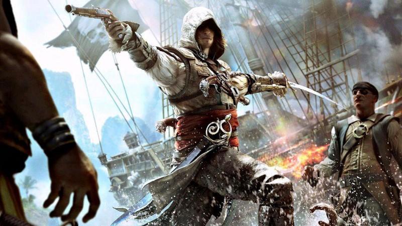 Assassin's Creed Black Flag e Battlefield 4 são os destaques do final de outubro