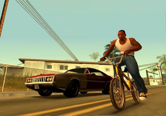 Rumor: GTA V pode ganhar uma DLC com o CJ de San Andreas