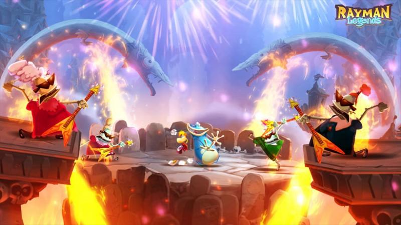 Análise Arkade: a diversão contagiante de Rayman Legends (PC, PS3, X360, Wii U, Vita)