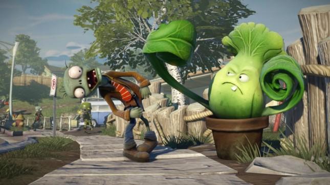 ms bonkchoy punch1 645x362 Plants Vs. Zombies: Garden Warfare ganha data de lançamento, novidades e vídeo com 10 minutos de gameplay
