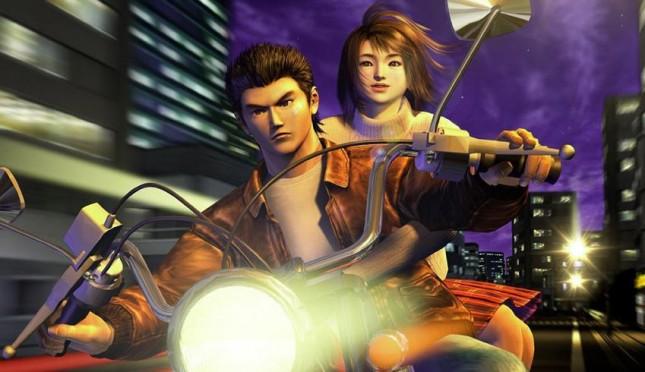 Sega registra oficialmente Shenmue III e criador da série dará palestra na GDC 2014