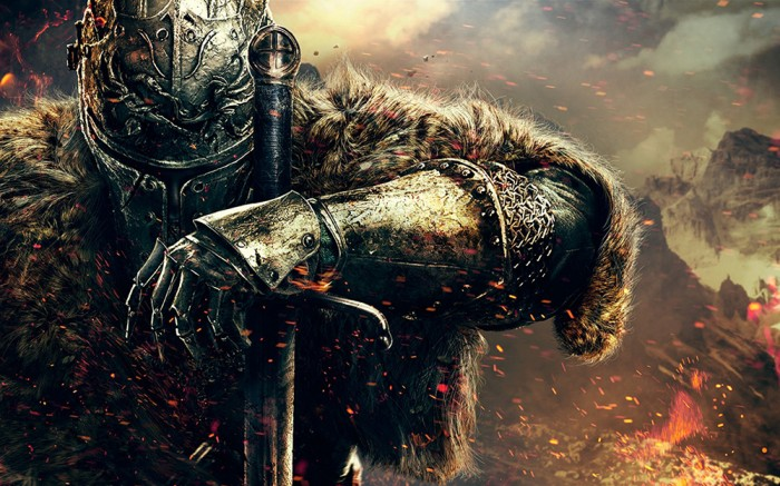 DS ii 700x437 Dark Souls II: filosofe sobre a morte com o trailer motivacional do game