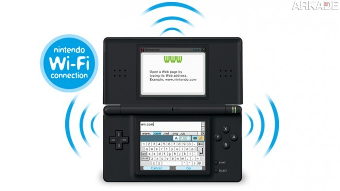 how to connect wifi to nintendo ds