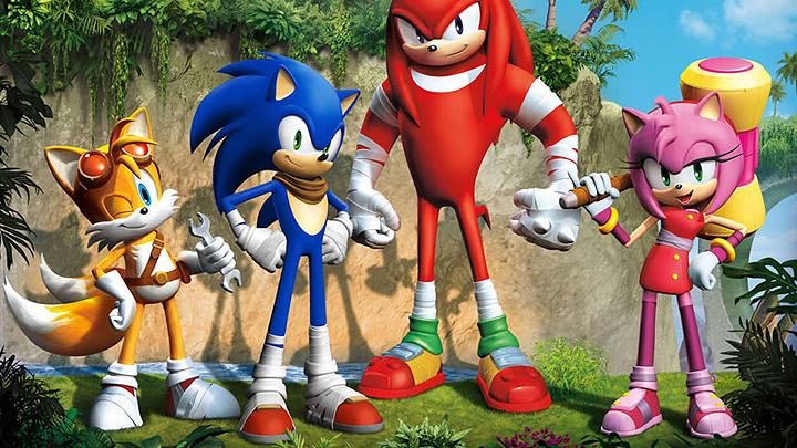 SEGA garante que Sonic Boom não representa o visual definitivo do ouriço azul