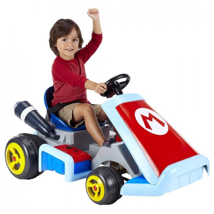 Ele existe: indústria de brinquedos lança réplica do Mario Kart!