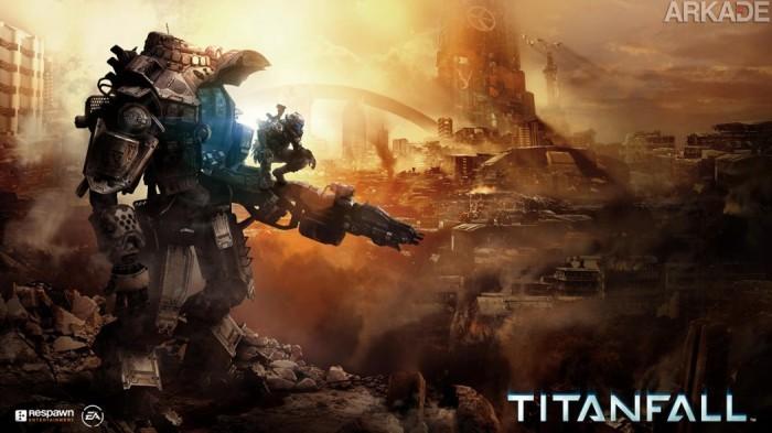 TitanFall e Dark Souls II são os destaques da semana