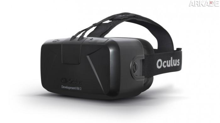 Facebook anuncia compra do Oculus Rift por 2 Bilhões de dólares